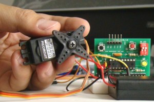 Lab 21: Servo motor control  Embedded Lab