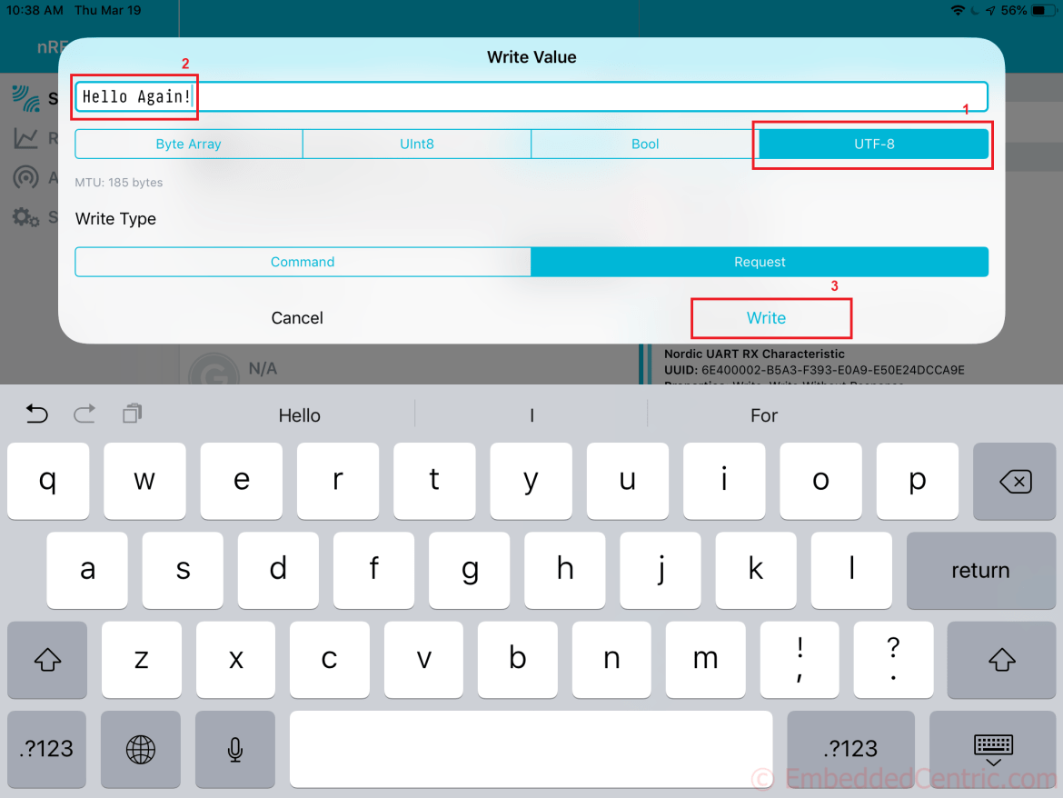 BLE connect to multiple devices simultaneously