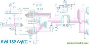 USBTinyMkII SLIM AVR series programmer | Embedtronics for the