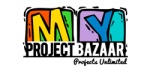 my project bazaar logo design