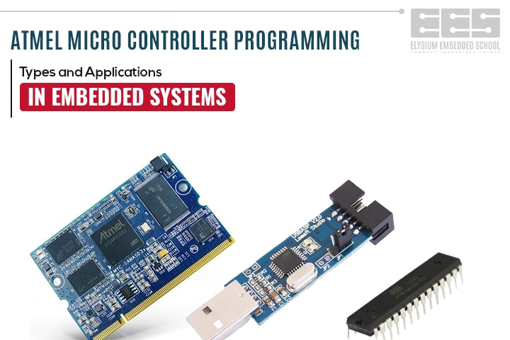 atmel microcontroller programming