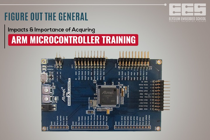 impacts of arm microcontroller