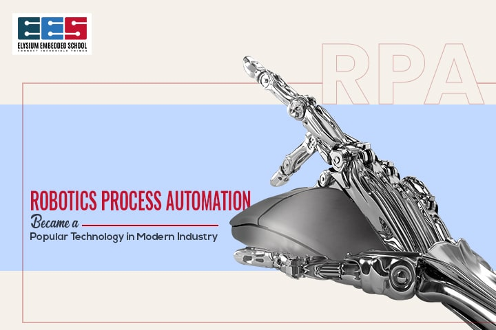 Rpa In Manufacturing Industry