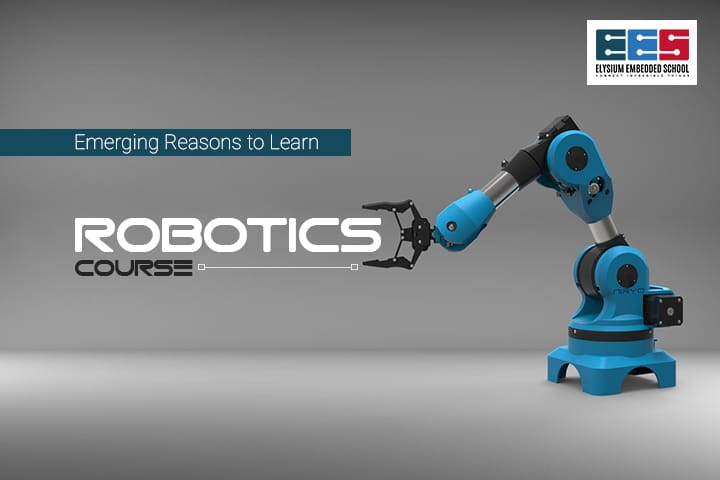 why learn robotics