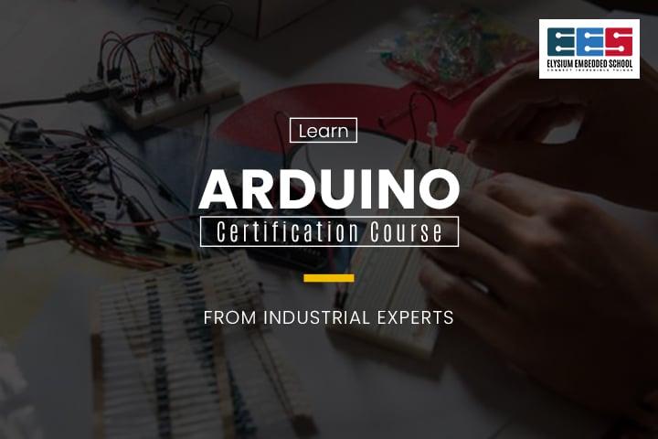 Learn Arduino Microcontroller Course