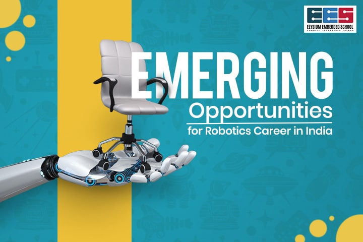 Robotics Career in India