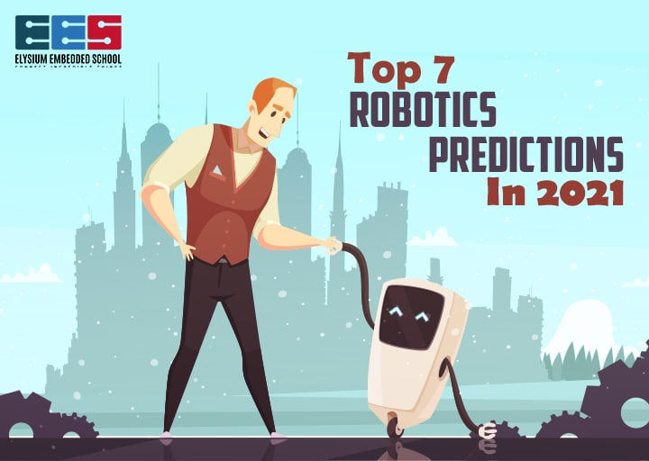 Robotics Predictions In 2021