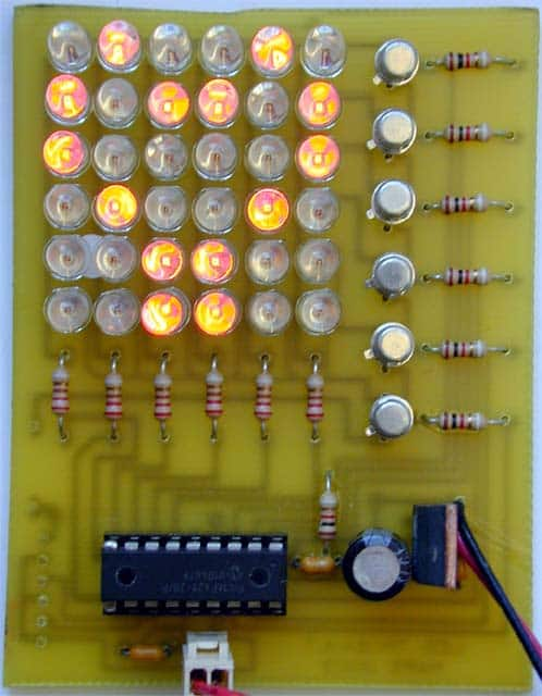 """DIY The LED Matrix """"Fancy LED"""" and Feel The Fun! - Embedds"""