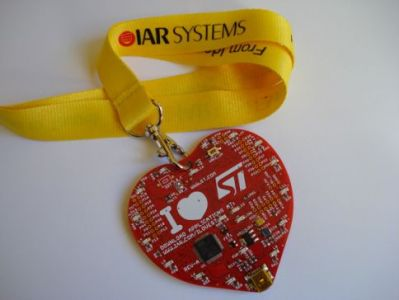 i-love-st-microcontroller-evaluation-board