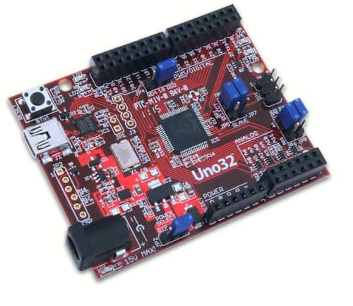 ChipKIT – PIC32 with Arduino taste