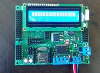 ARM Cortex-M4 board