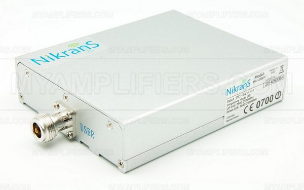 Mobile phone signal Booster for home