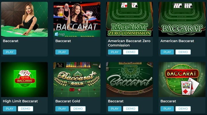 Live Baccarat Sites For Real Money Online Gambling Embedds