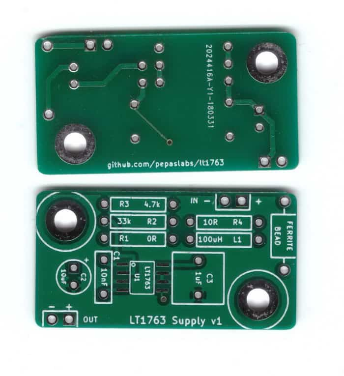 Fast and easy PCB fabrication with JLCPCB