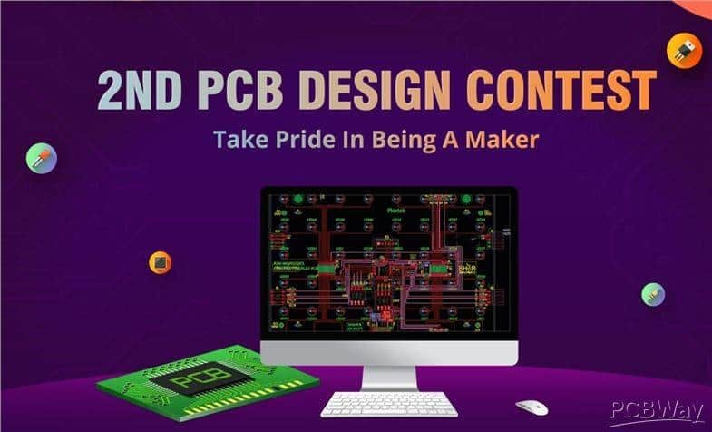 Join PCB Design Contest To Win $1000 - Embedds