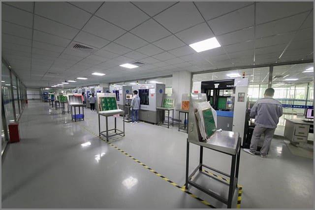 pcb electrical testing