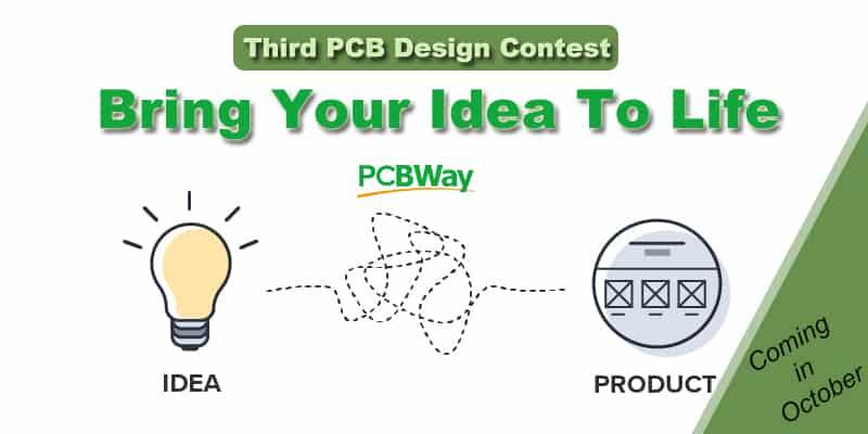 PCBWay design contest