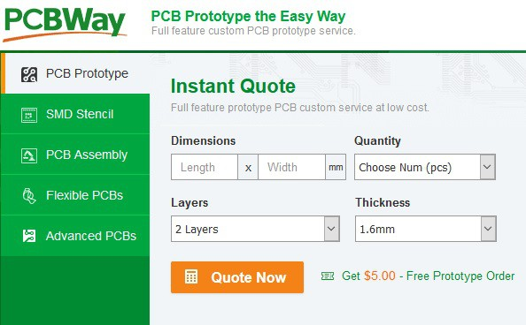 pcbway_instant quote