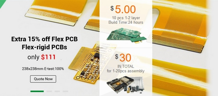 PCBWay top services