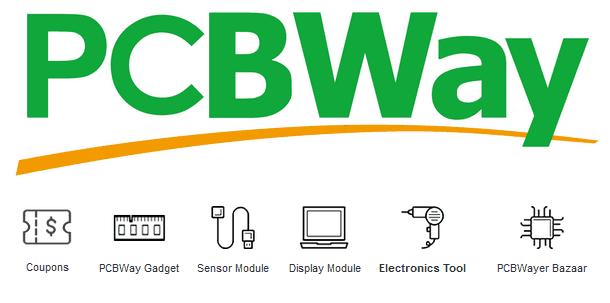 PCBWay gift shop