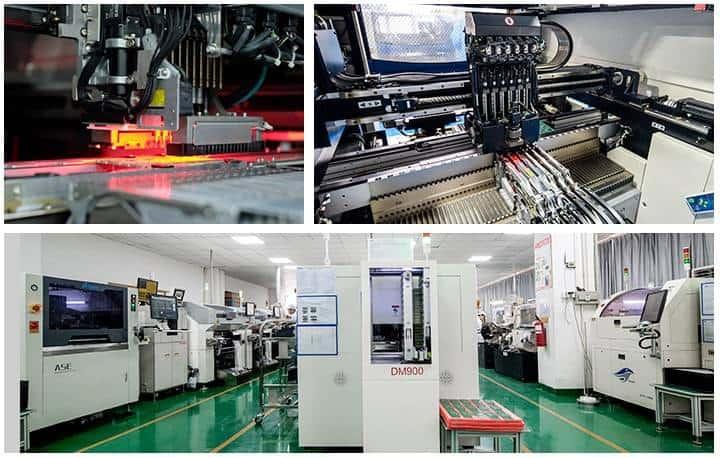 PCB equipment