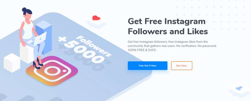 free instagram likes and follows