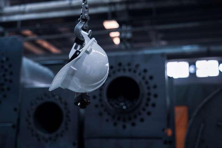 work helmet