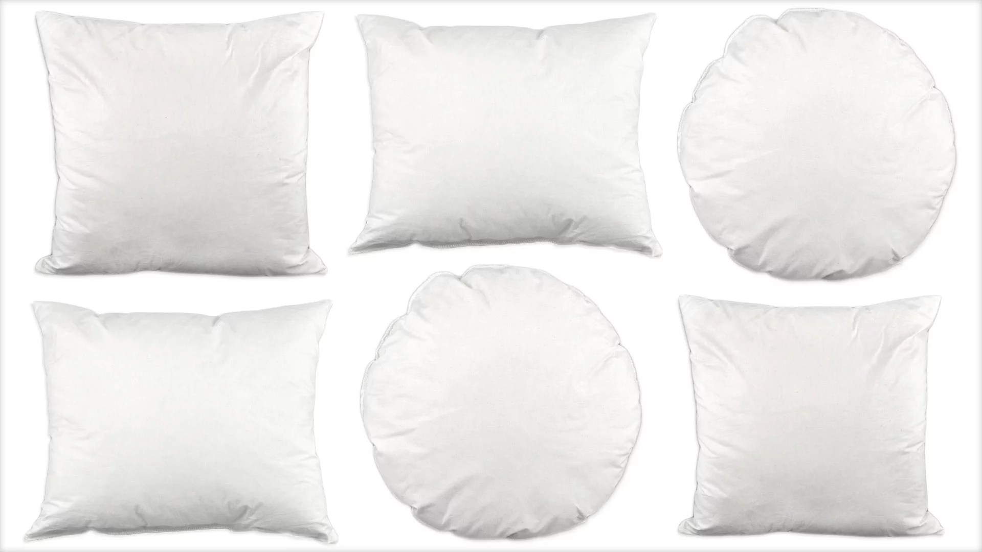 pillow forms product spotlight