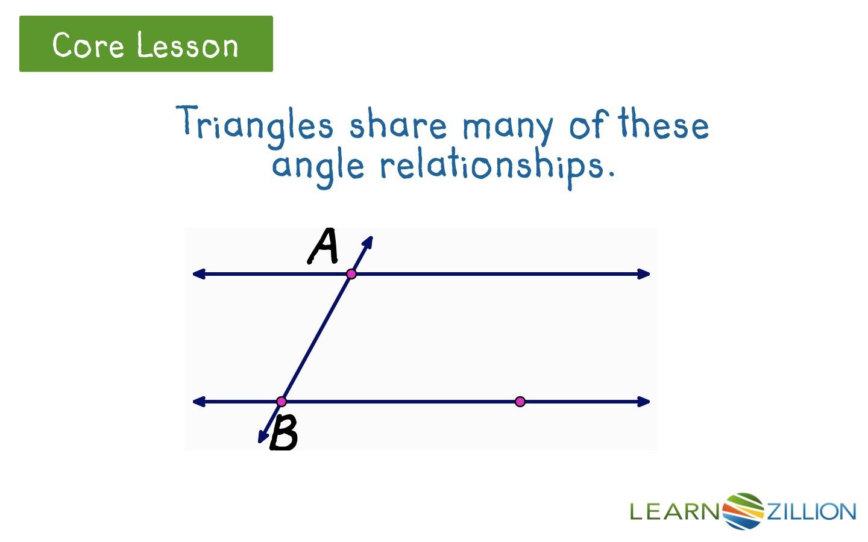 Worksheet Angle Relationships Worksheets Grass Fedjp