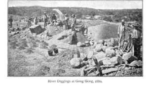 Gong Gong Vaal River