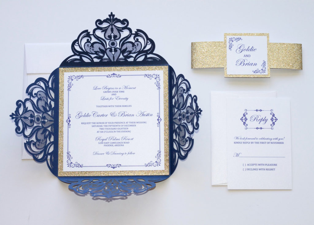 Custom Invitations Envelopes