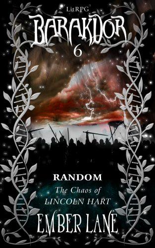 Barakdor Book 6 Cover Image
