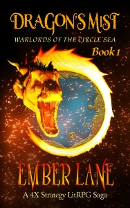 Dragons Mist book Cover image