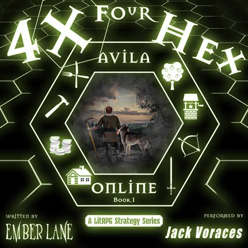 4 X FOUR HEX – Avila Online Book 1