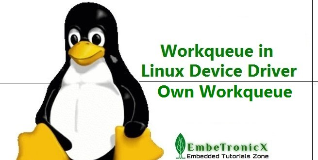 Work queue in Linux