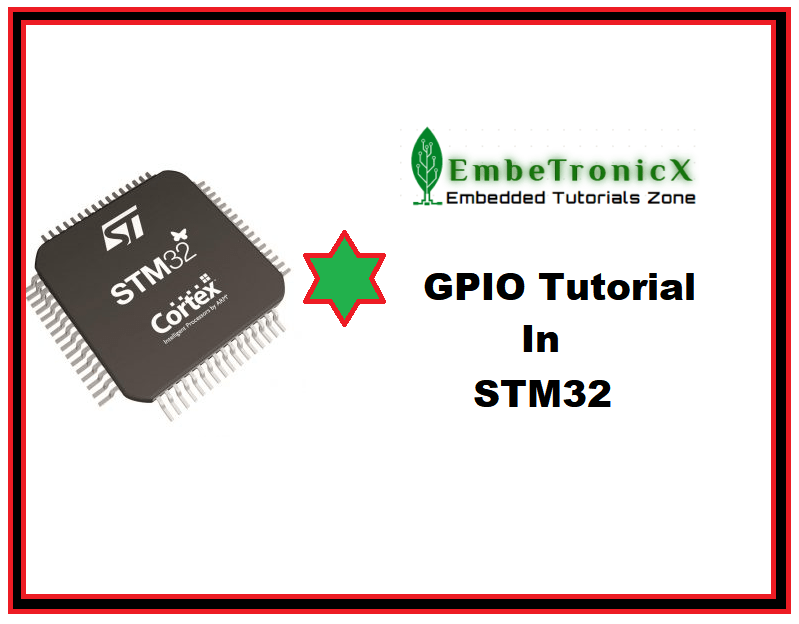 STM32 GPIO Tutorial