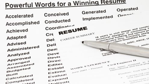 Resume Keywords Word. word search resume america 39 s marketing ...