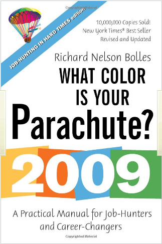 What Color is Your Parachute book cover