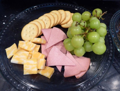 picky eater lunchable