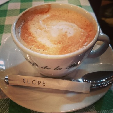 Cafe Creme...my bliss