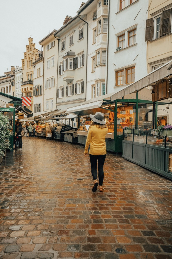 A Very Helpful Guide to BOLZANO, Italy (The Perfect Day Trip)