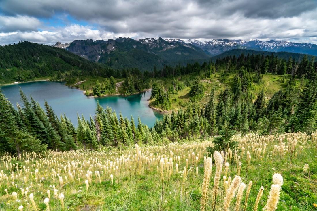Tolmie Peak Eunice Lake Mt. Rainier