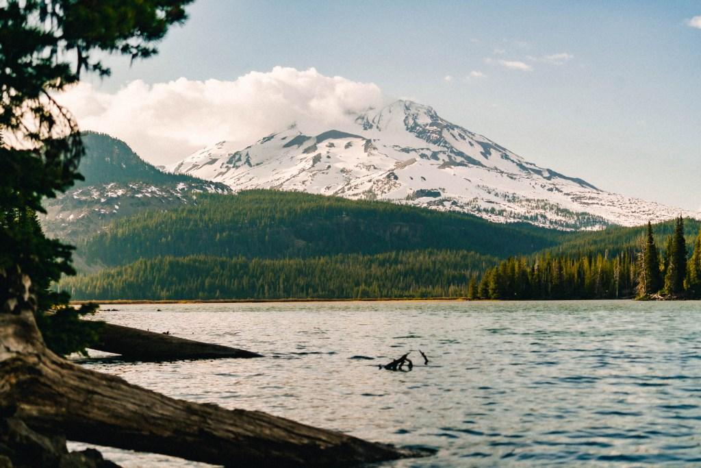 Soda Creek Camp Camp Break, Oregon
