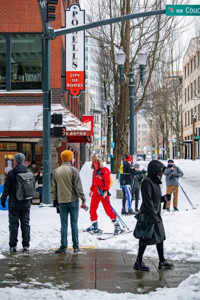 Winter in Portland (A Local's Survival Guide)
