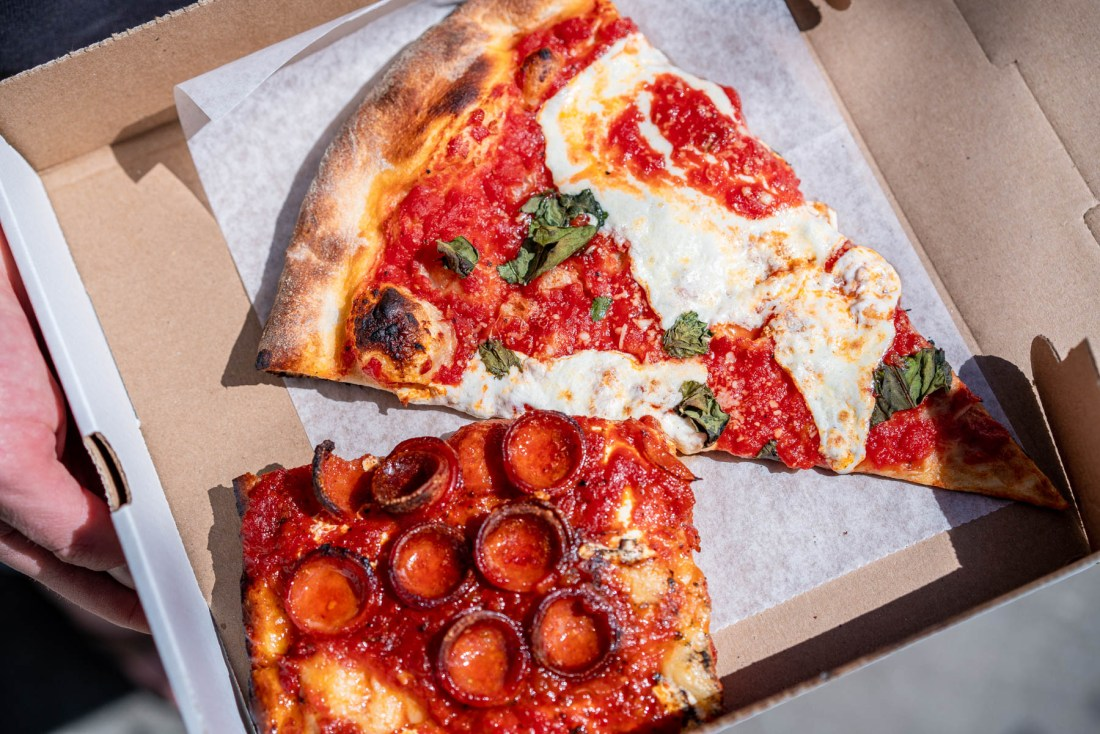 Prince Street Pizza NYC Best pizza NYC
