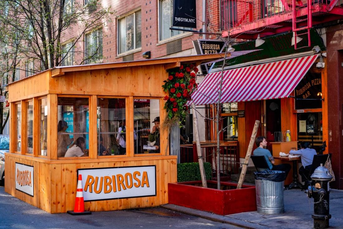 Rubirosa Pizza NYC