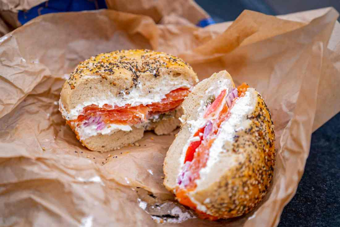 Murray's Bagels NYC New York City best bagels