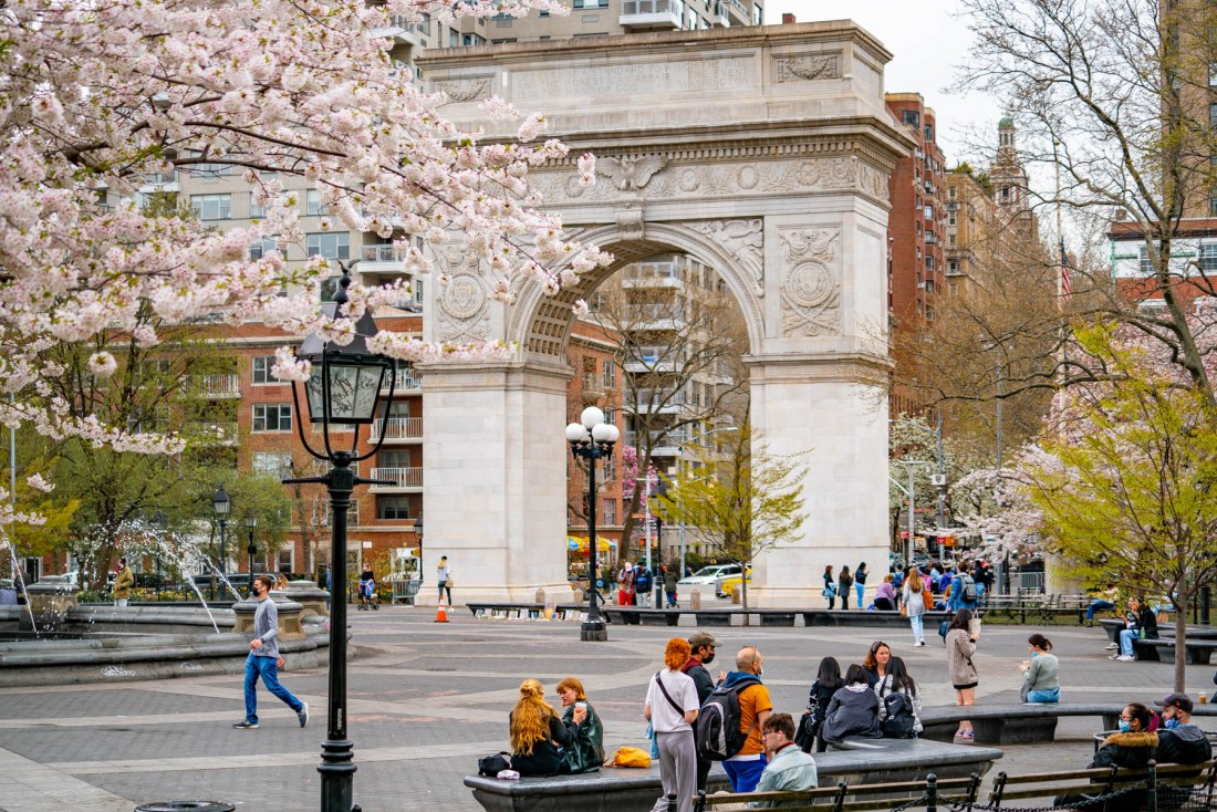 NYC best parks