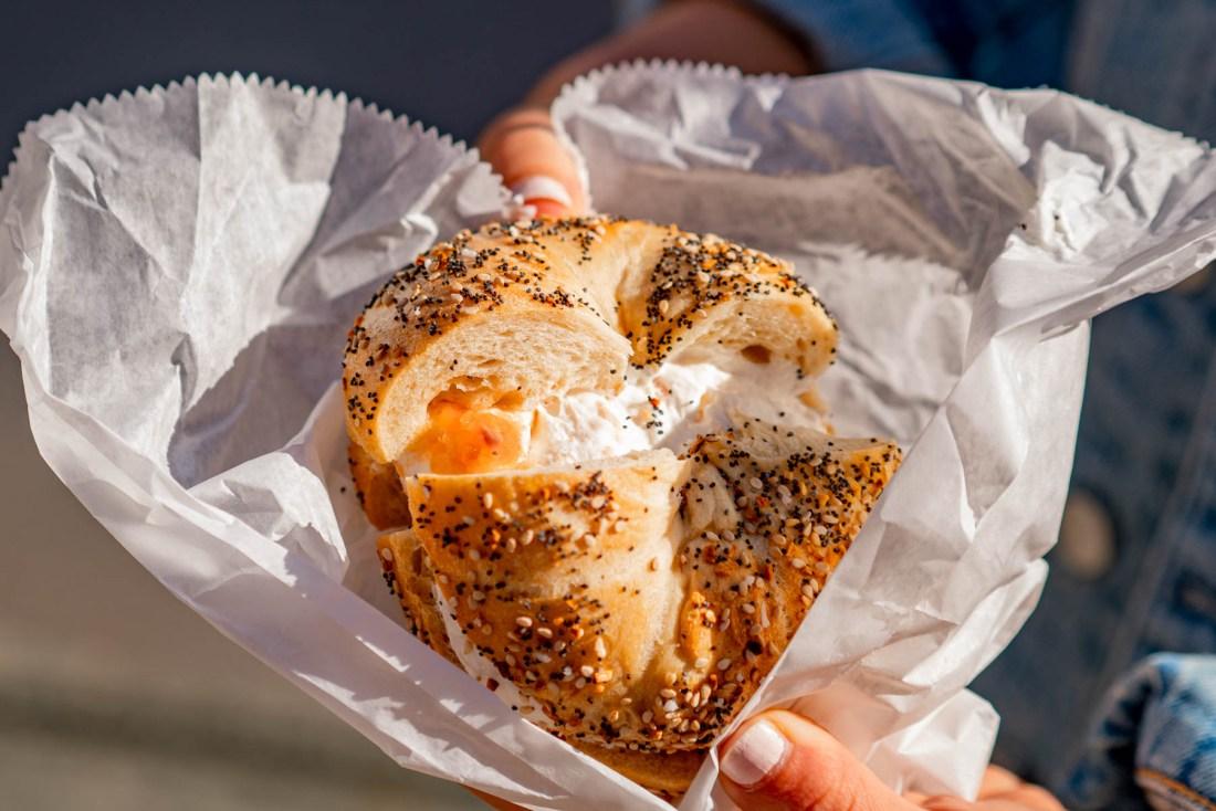best bagels NYC Absolute Bagels NYC
