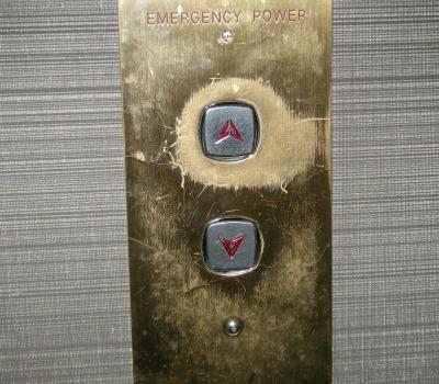 elevator-button